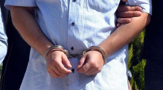 FETÖden aranan kişi uyuşturucuyla yakalandı