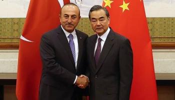 Çin Türkiyeye desteğini yineledi