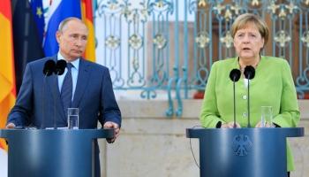 Almanya Başbakanı Merkel: İdlib ve çevresinde insani felaket yaşanmasını önlemeliyiz