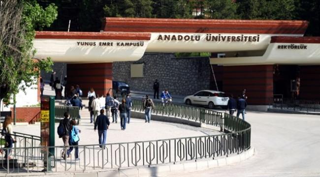 Anadolu Üniversitesinden 1,5 milyon öğrenciye eğitim imkanı