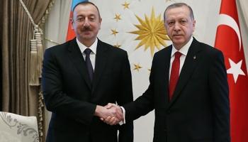 Azerbaycan Cumhurbaşkanı Aliyevden Cumhurbaşkanı Erdoğana kutlama
