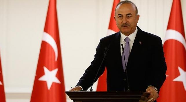 Dışişleri Bakanı Çavuşoğlundan F-35 açıklaması