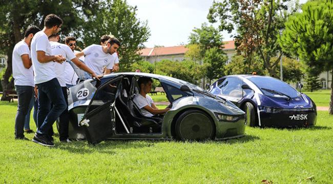 """Üniversite öğrencileri """"yerli ve milli"""" otomobil üretimine katkı sağlamak istiyor"""