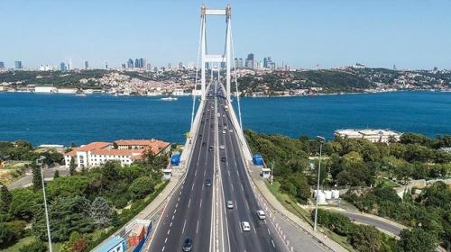 İstanbul Valisi Şahin trafik denetimine katıldı