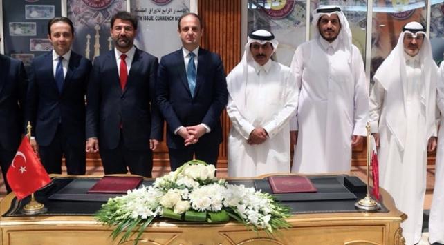 Türkiye ve Katar merkez bankalarından iş birliği