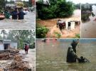 Hindistan'da sel ve heyelanlarda 370 kişi hayatını kaybetti