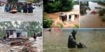 Hindistanda sel ve heyelanlarda 370 kişi hayatını kaybetti
