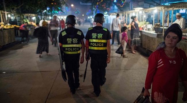 Çinde siyasi eğitim kamplarının genişletildiği iddia edildi