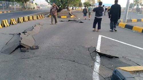 Endonezyadaki depremlerde 12 kişi yaşamını yitirdi
