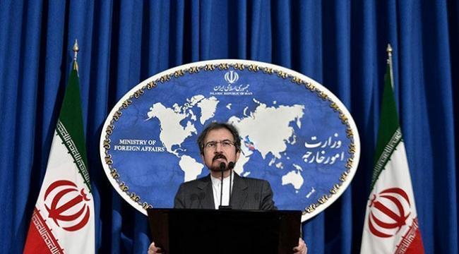 İrandan Türkiyeye destek açıklaması
