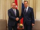Dışişleri Bakanı Çavuşoğlu Lavrov ile görüşecek