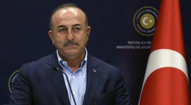 Dışişleri Bakanı Çavuşoğlu: Trump vergileri yükseltmek yerine diplomasiyi denemelidir