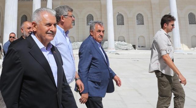 TBMM Başkanı Yıldırım İstanbulda