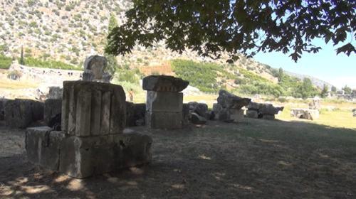 Limyra Antik Kentinde arkeolojik kazılar başladı