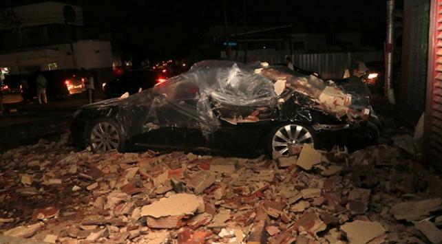 Venezuelada 7.3 büyüklüğünde deprem
