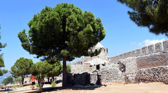 Alanya Kalesi UNESCO Dünya Mirası Kalıcı Listesi yolunda