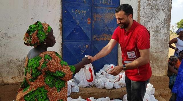 Türk Kızılayı Senegal ve Moritanyada yüzleri güldürdü