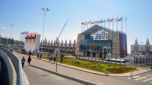 Kırgızistan'da 3. Dünya Göçebe Oyunları medeniyete ışık tutacak