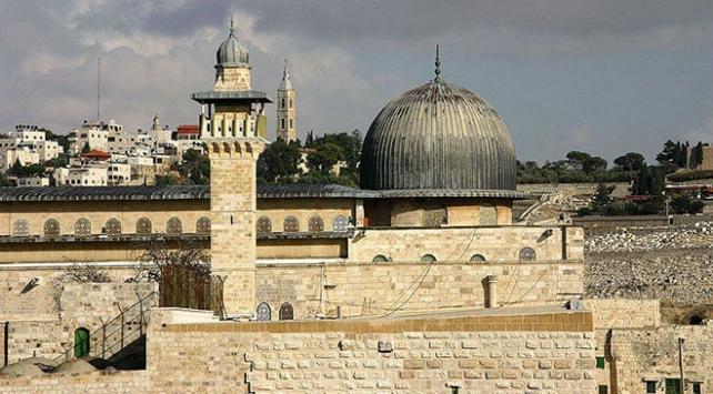 Filistinli Bakandan UNESCOya Mescid-i Aksa çağrısı