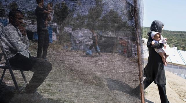 """Yunanistandaki mülteci kampında """"ölümcül şiddet"""""""