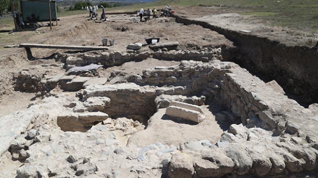 Pompeiopolis Antik Kentinde tarih gün yüzüne çıkarılıyor