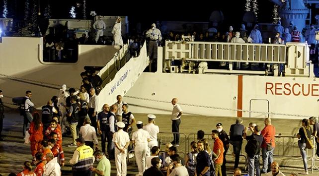 İtalya ve Avrupa Birliği arasında sığınmacı kavgası