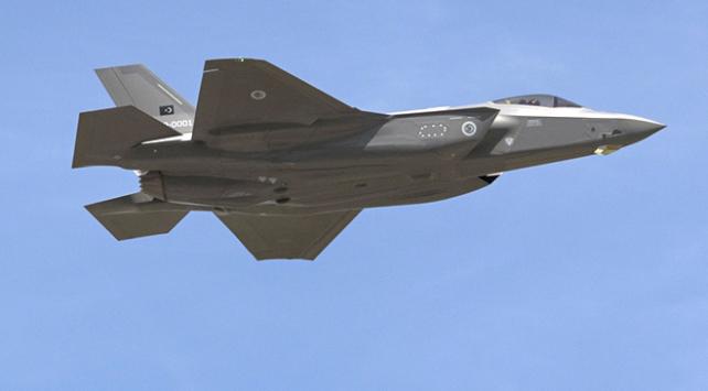 Türk savaş pilotundan F-35 ile ABDde ilk uçuş