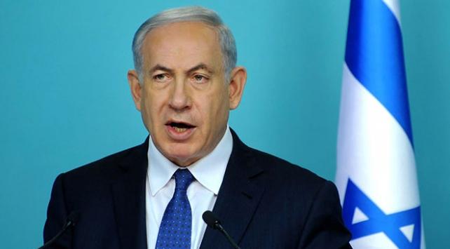İsrail Başbakanı Netanyahudan Suriye ve İrana tehdit