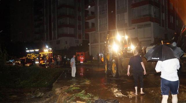 Trabzonda afetten etkilenen vatandaşın zararı karşılanacak