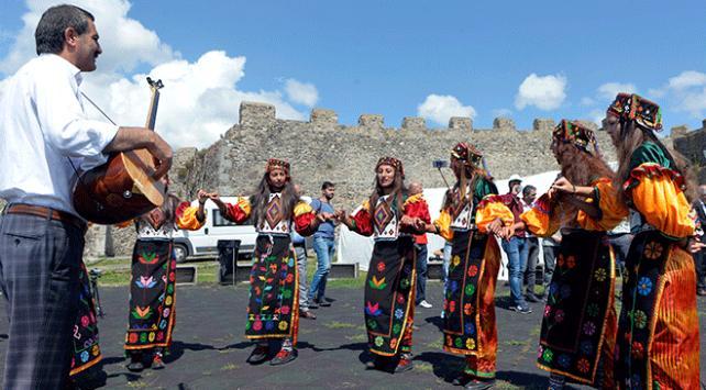 17. Ardahan Ulusal Kültür ve Bal Festivali başladı