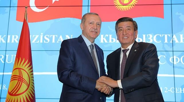 Kırgızistandan Türkiyeye yatırım çağrısı