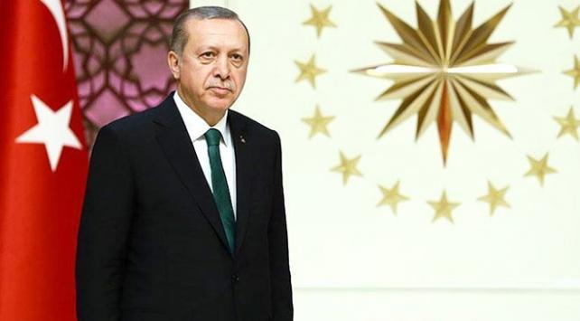 Cumhurbaşkanı Erdoğandan yeni adli yıl mesajı