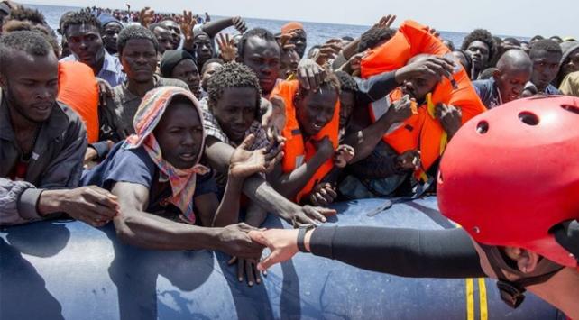 """BM: Akdeniz 3 yılda """"en ölümcül"""" hale geldi"""