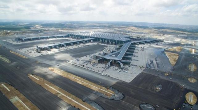 İstanbul Yeni Havalimanının ulaşım ihalesi sonuçlandı
