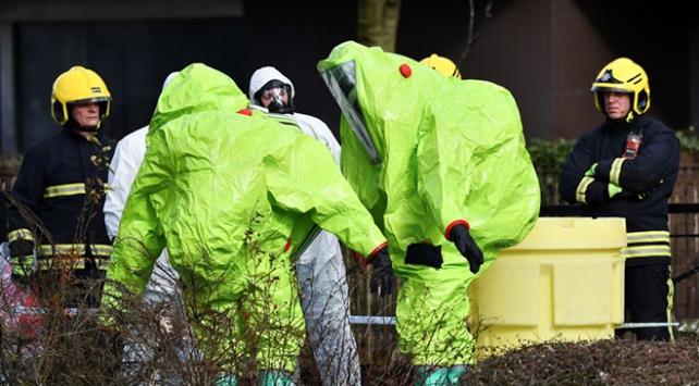 """İngilteredeki saldırıda """"Novichok"""" kullanıldığı kesinleşti"""
