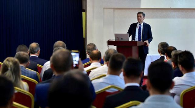 Milli Eğitim Bakanı Selçuk, başarılı okul yöneticileriyle buluştu