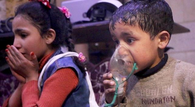 Esed rejiminin kimyasal silah sabıkası kabarık