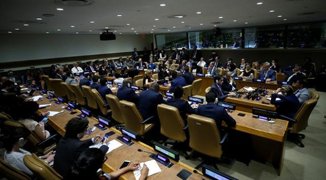Suriyeli muhalefet temsilcileri BM Güvenlik Konseyi üyeleriyle buluştu