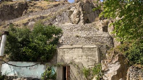 Ankara Kalesinin tarihi sığınağı müze olmayı bekliyor