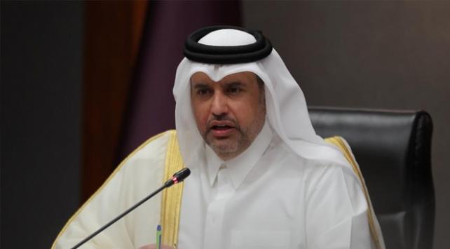 Katar Ekonomi ve Ticaret Bakanından Türkiye açıklaması