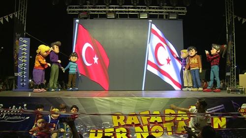 KKTCde Rafadan Tayfa rüzgarı