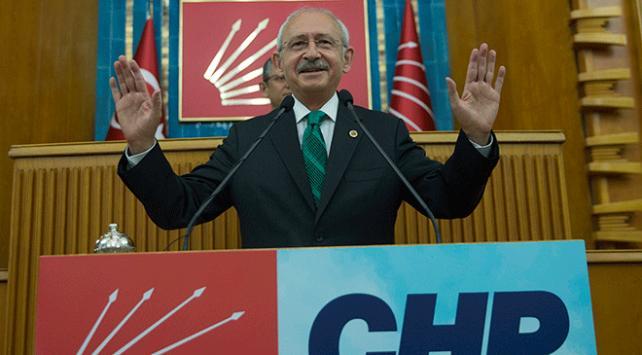 Kılıçdaroğlu, CHPnin 95. kuruluş yıl dönümünü kutladı