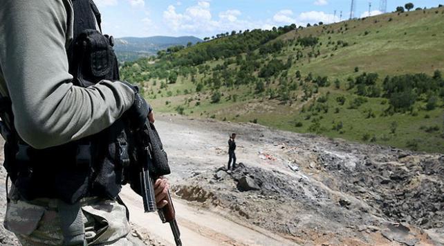Siirtte 2 PKKlı terörist etkisiz hale getirildi