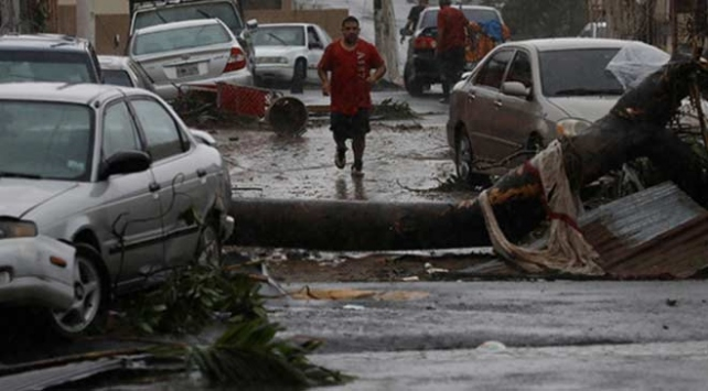 ABDde Isaacs Kasırgası etkili oldu