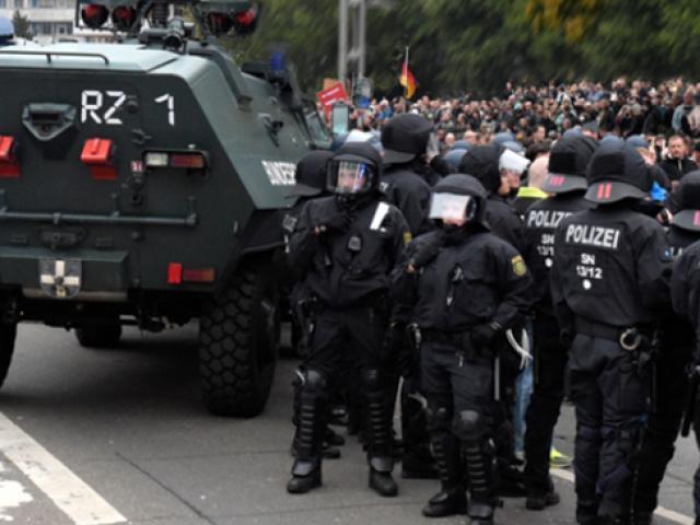 Almanyada ikinci Chemnitz vakası