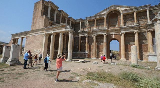 Sardes Antik Kenti UNESCOda kalıcı olmayı hedefliyor