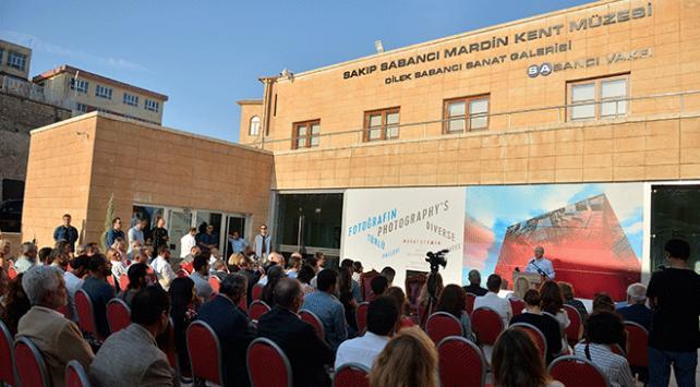 """Mardinde """"Fotoğrafın Türlü Halleri"""" sergisi açıldı"""
