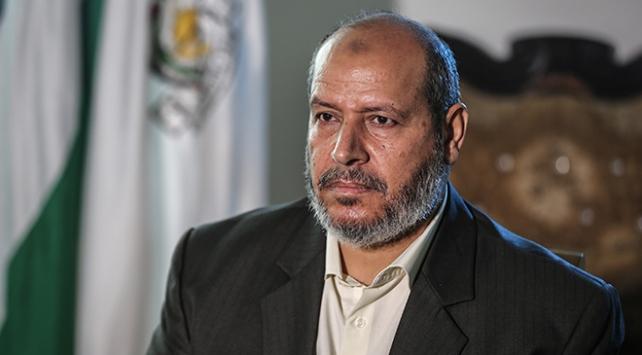 Hamas yetkilisinden Abbasa suçlama