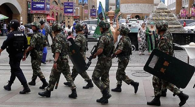 İnsan Hakları İzleme Örgütü: Çin Uygur Türklerine insan hakları ihlalleri işliyor