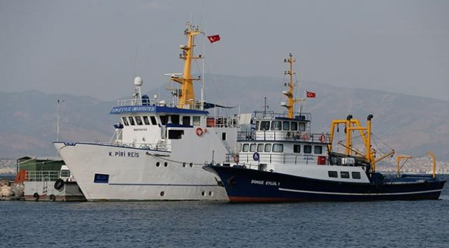 40 yıldır Türkiyenin denizlerdeki gözü Koca Piri Reis